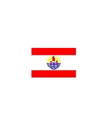 DRAPEAU POLYNESIE