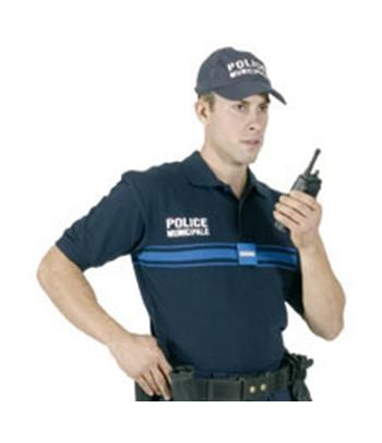 POLO POLICE MUNICIPALE