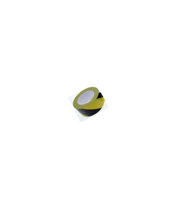 PVC PLASTIFIE ADHESIF DANGER JAUNE/NOIR