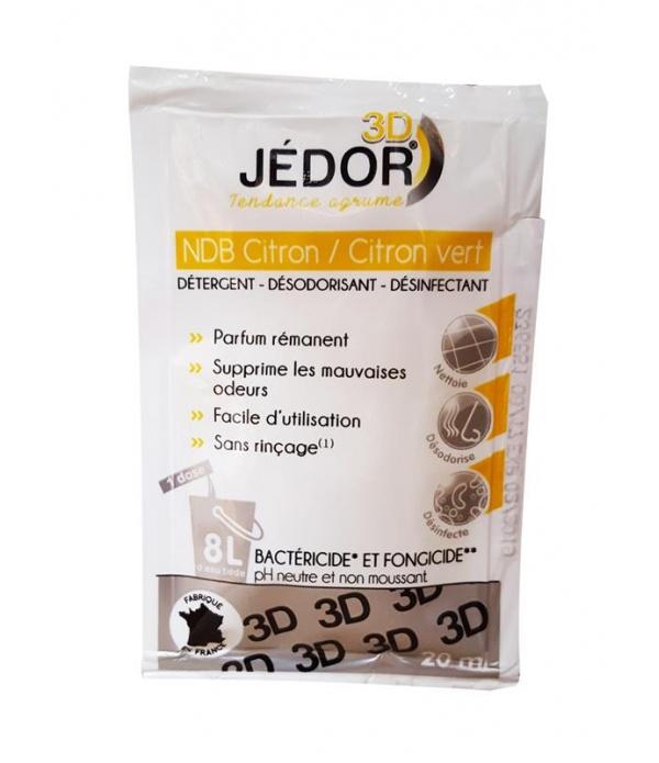 JEDOR 3D CITRON/CITRON VERT DOSETTES X250