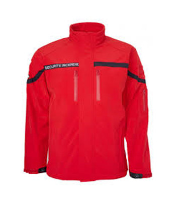 BLOUSON SOFTSHELL SECURITE...