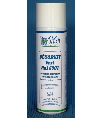 DECORUST Vert 650ml