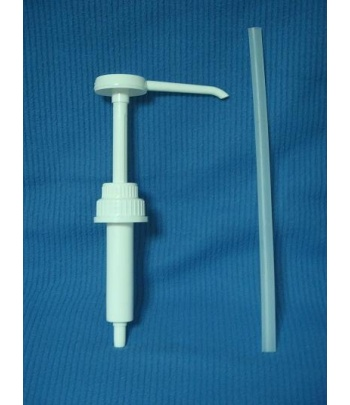 Pompe pour bidon 5L plastique